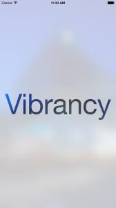 VibrancyExtraLight